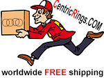 Centric Rings delivery